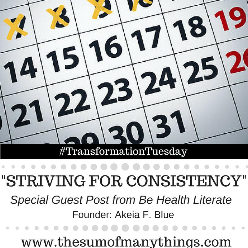Strivingforconsistencey
