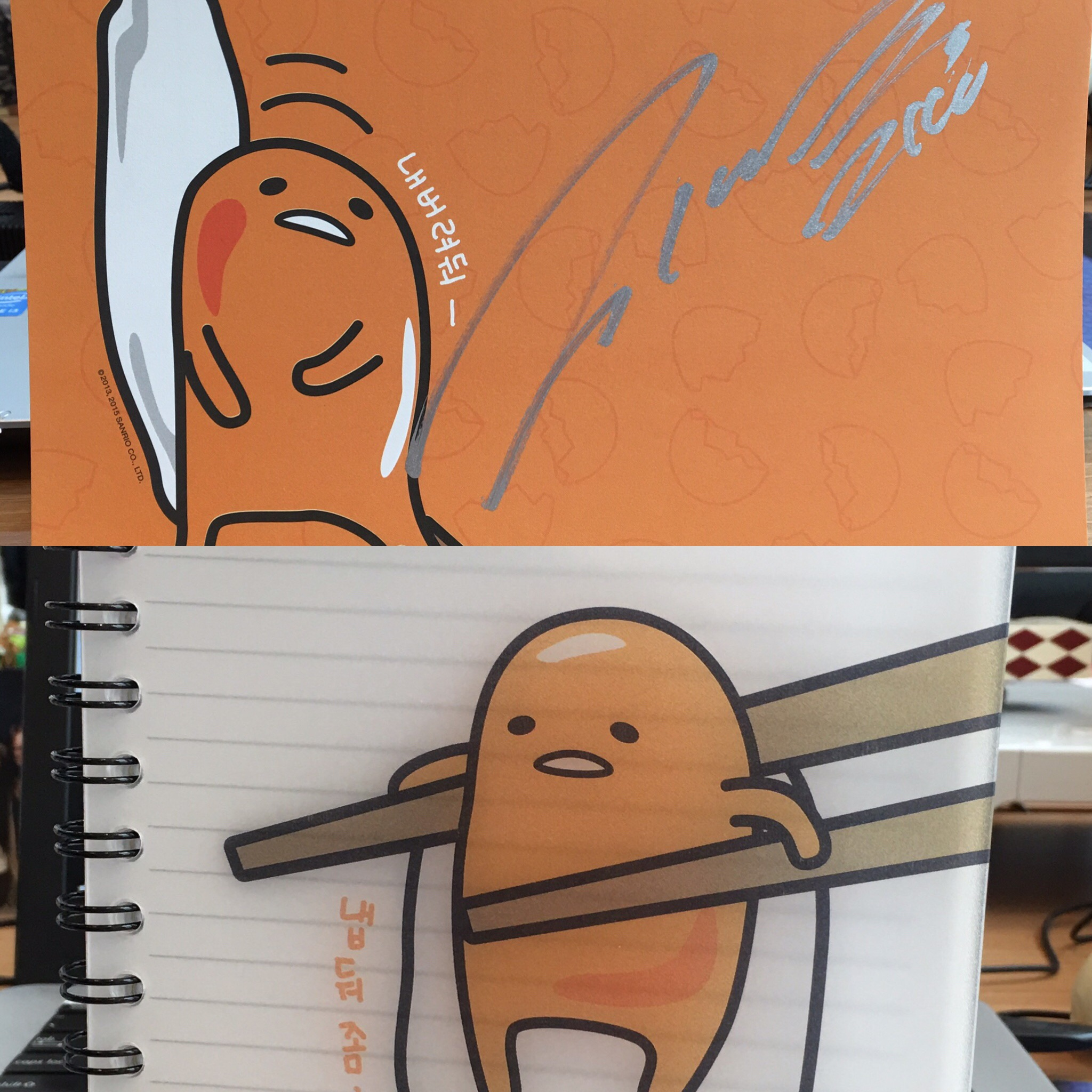 Zico's notebook