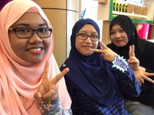 Meet Nana, a 22-year-old Starlight from Johor, Malaysia!