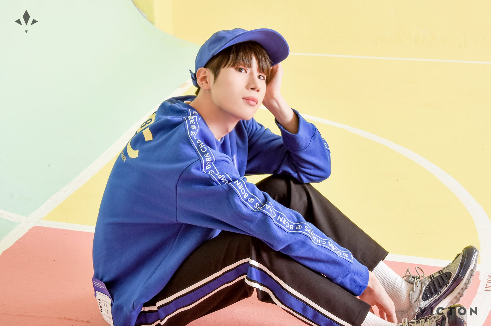 Seungwoo - Leader, Lead Rapper, Lead Vocalist