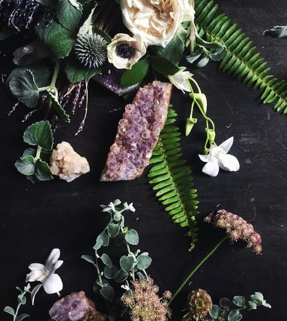 Flower Workshop - Thursday,August 17th 7:00 - 8:30pm Hauswitch Store, 144 Washington Street,Salem MAJoin us as we explore the different ways of harnessing the power of florals from their aroma, therapeutic intent, and medicinal purposes to build your own small arrangements.Award-winning floral designer, Laura Jean,will provide a floral demonstration as well as a recipe and fresh blossoms and herbs for you to create with. Participants are welcome to bring their own herb clippings to add into their arrangement.We'll focus on combining the healing aspects of the herbs we grow in our own gardens and the flowers that bloom this season to create small healing arrangements. Get your hands in the flowers and engage in the meditative process of arranging with fresh herbs carefully chosen for their therapeutic and symbolic meaning.Tickets available at Hauswitchstore.com