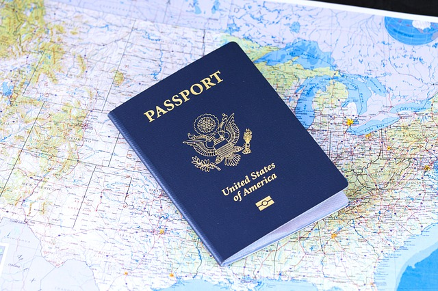 You'll need to part with your passport to get your Chinese visa.