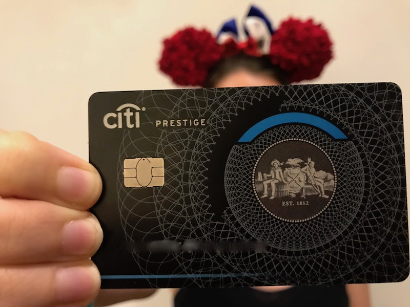 How does the Citi Prestige stack up for Disney travelers?