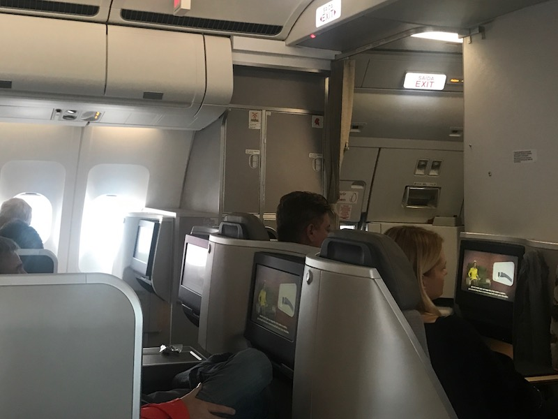 We flew transatlantic on a TAP Portugal fare that looked like a mistake!