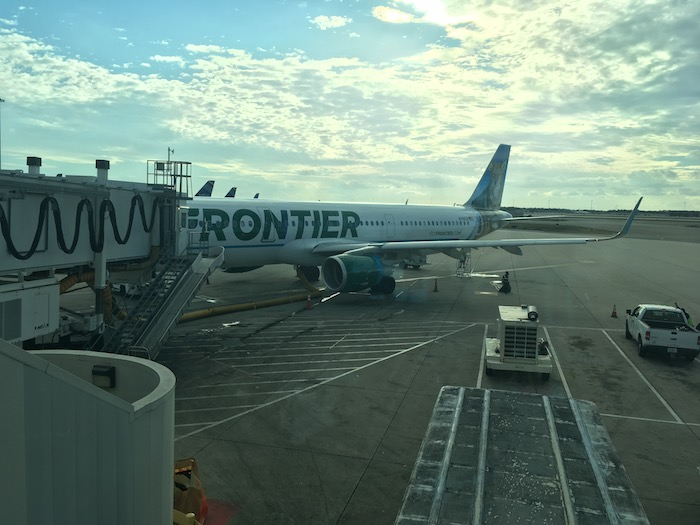 Yup, we've flown Frontier, and we...well, we didn't hate it!
