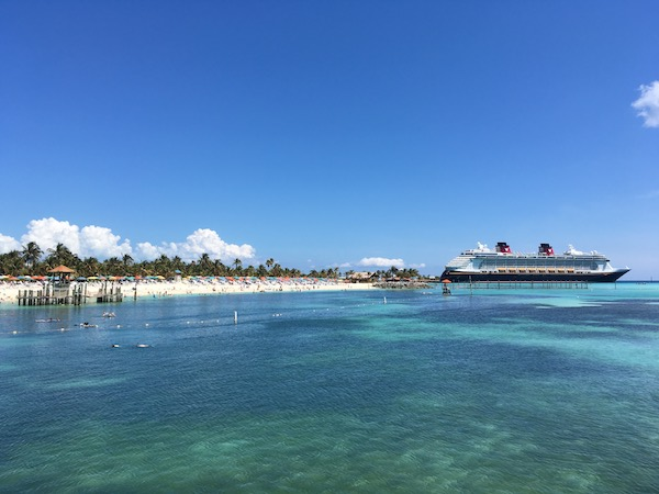 Disney Cruise Line can be a great use of discount Disney gift cards.