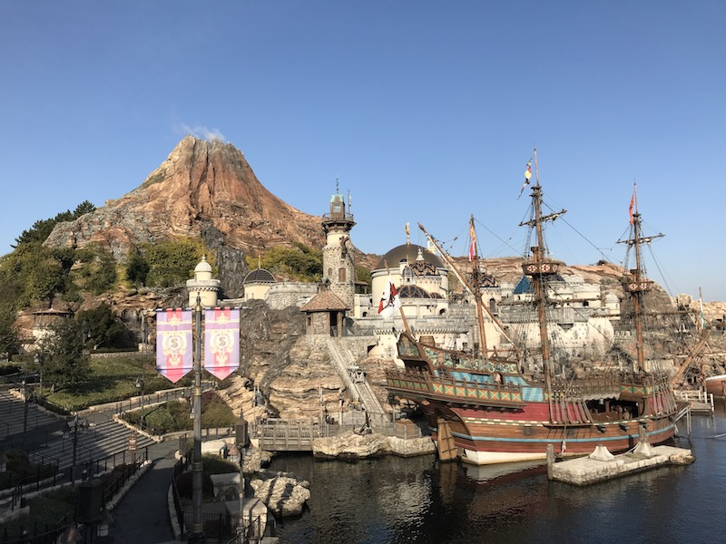 Tokyo DisneySea is an unmatched park.