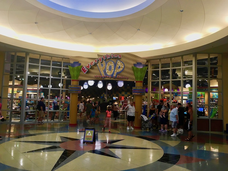 Pop Century is one of our favorite value resorts.