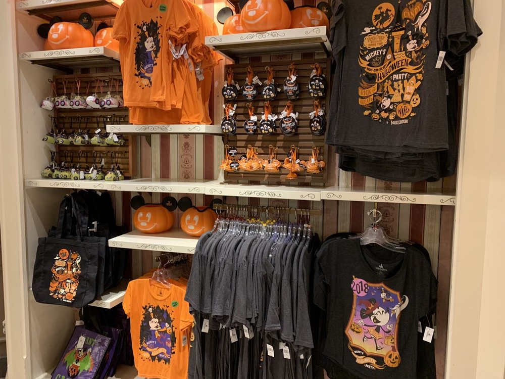 Disneyland Halloween 2019 Merchandise.13 Things To Know About Mickey S Not So Scary Halloween Party