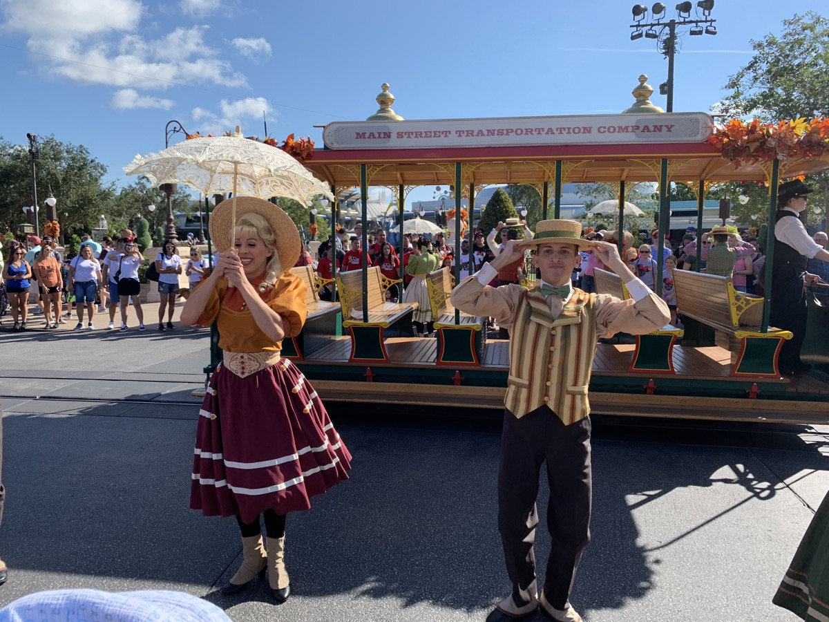 magic kingdom one day itinerary trolley show.jpg