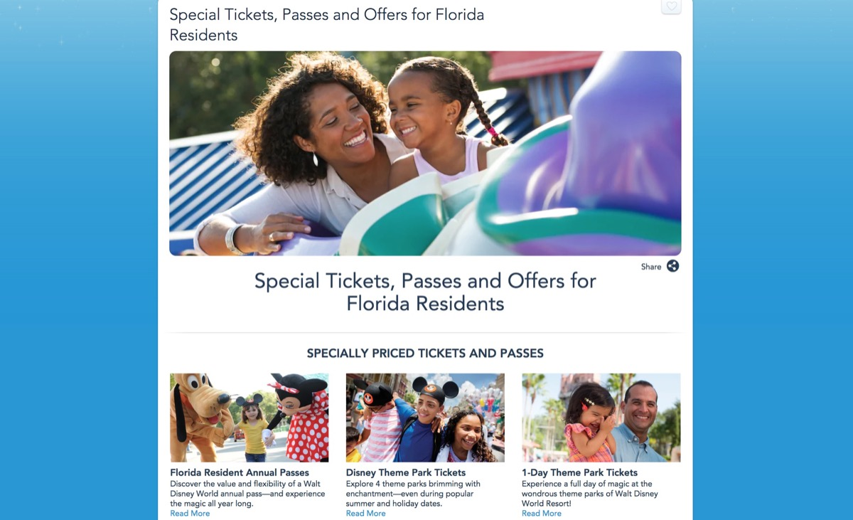 walt disney world annual pass florida.JPG
