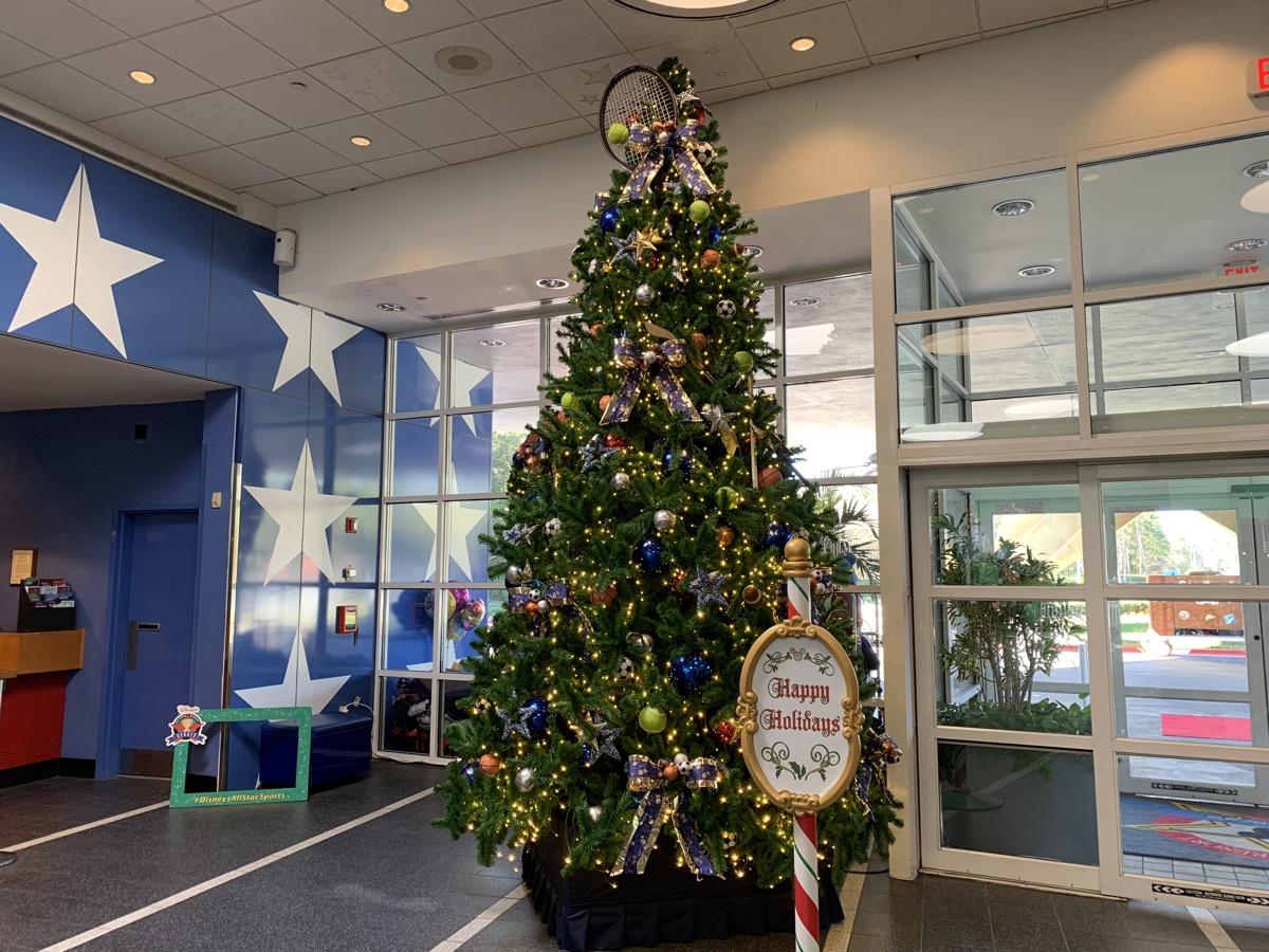 christmas at walt disney world all star sports tree 4.jpg