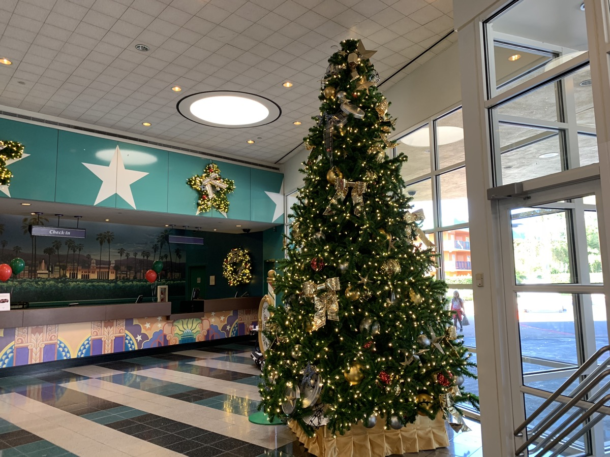 christmas at walt disney world all star movies tree 1.jpg