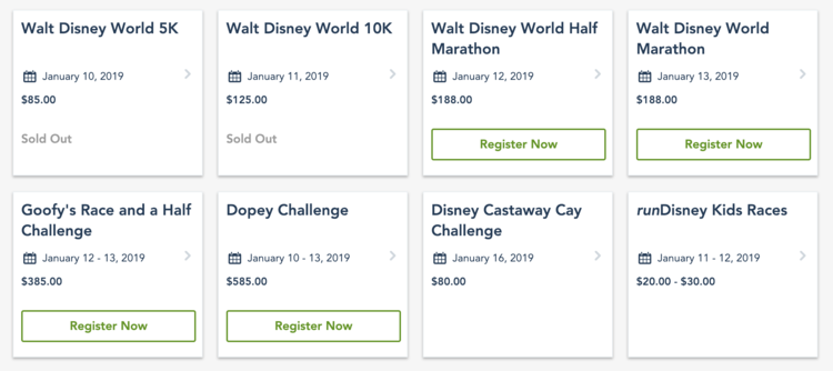 RunDisney Walt Disney World Marathon 2019 Race Recap + 2020 ... on