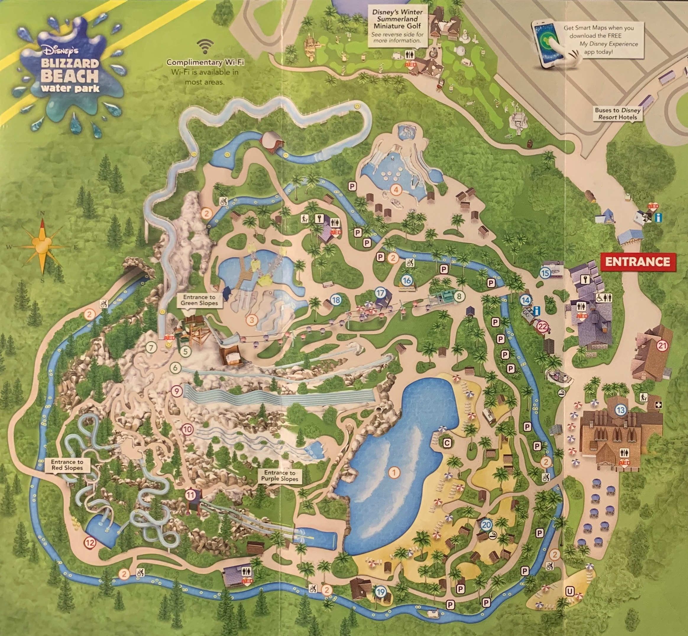 Complete Guide to Disney's Blizzard Beach Water Park (2019
