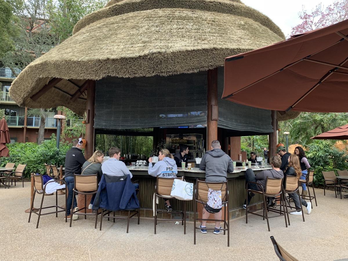 disney animal kingdom lodge review pool bar.jpeg