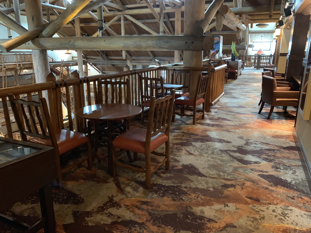 disney wilderness lodge old faithful club level review lounge 3.jpeg