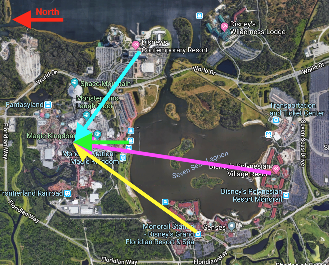 disney world magic kingdom theme park view rooms compared map 2.png