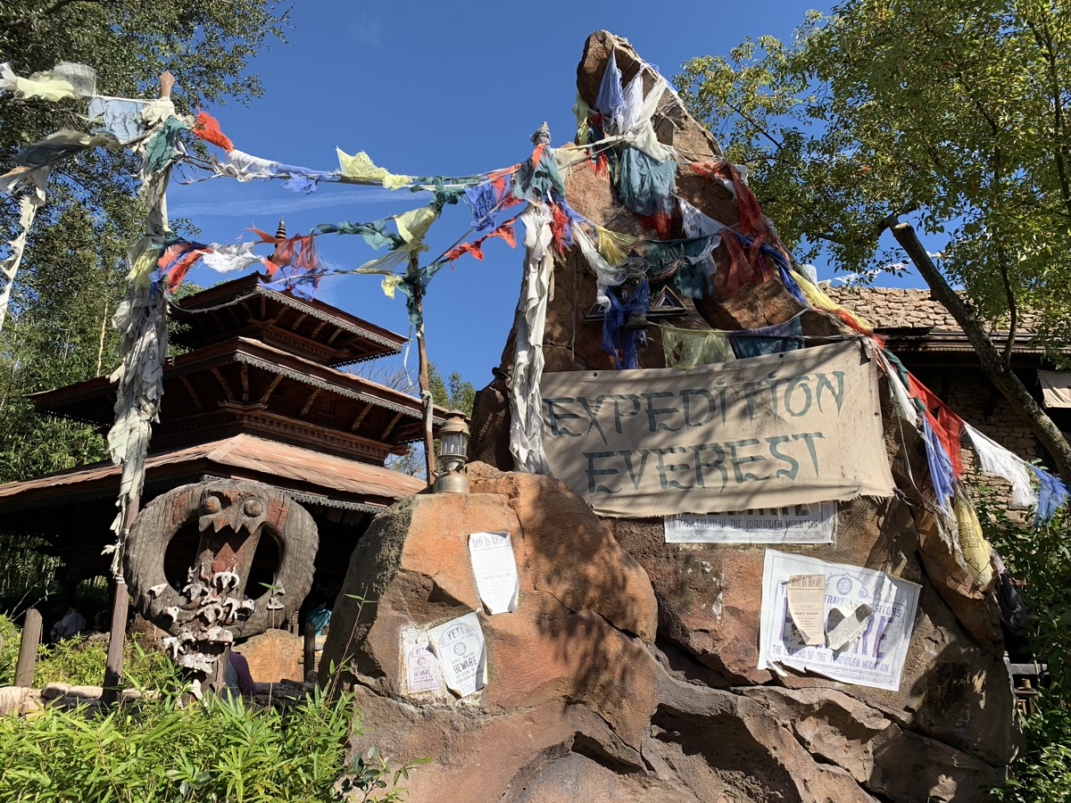 disney animal kingdom rope drop everest.jpeg