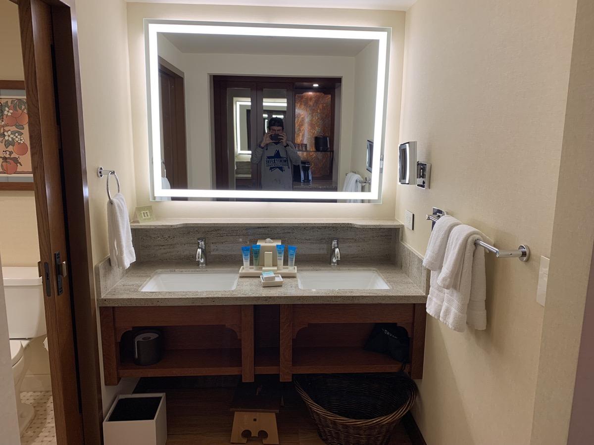 disney grand californian hotel review bathroom 1.jpeg