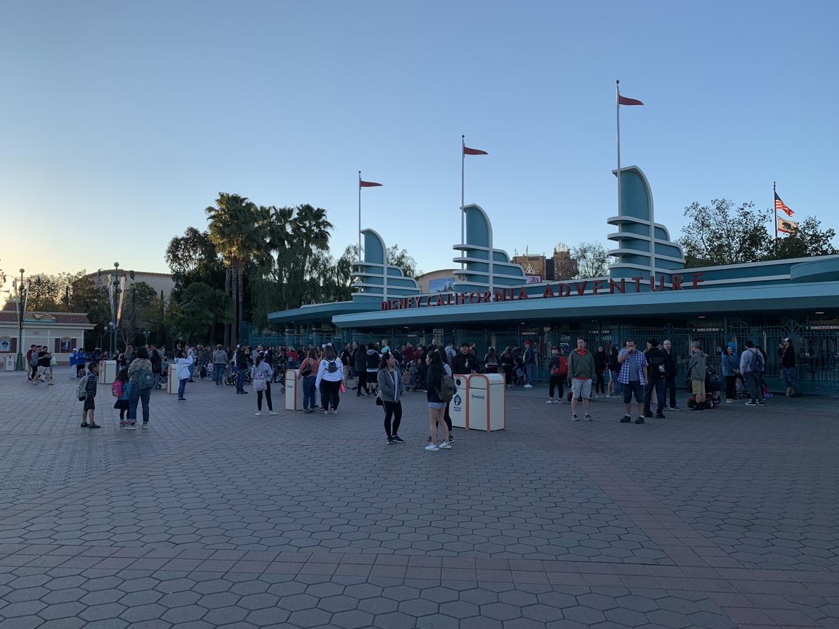 disney california adventure extra magic hour EMH entrance.jpeg