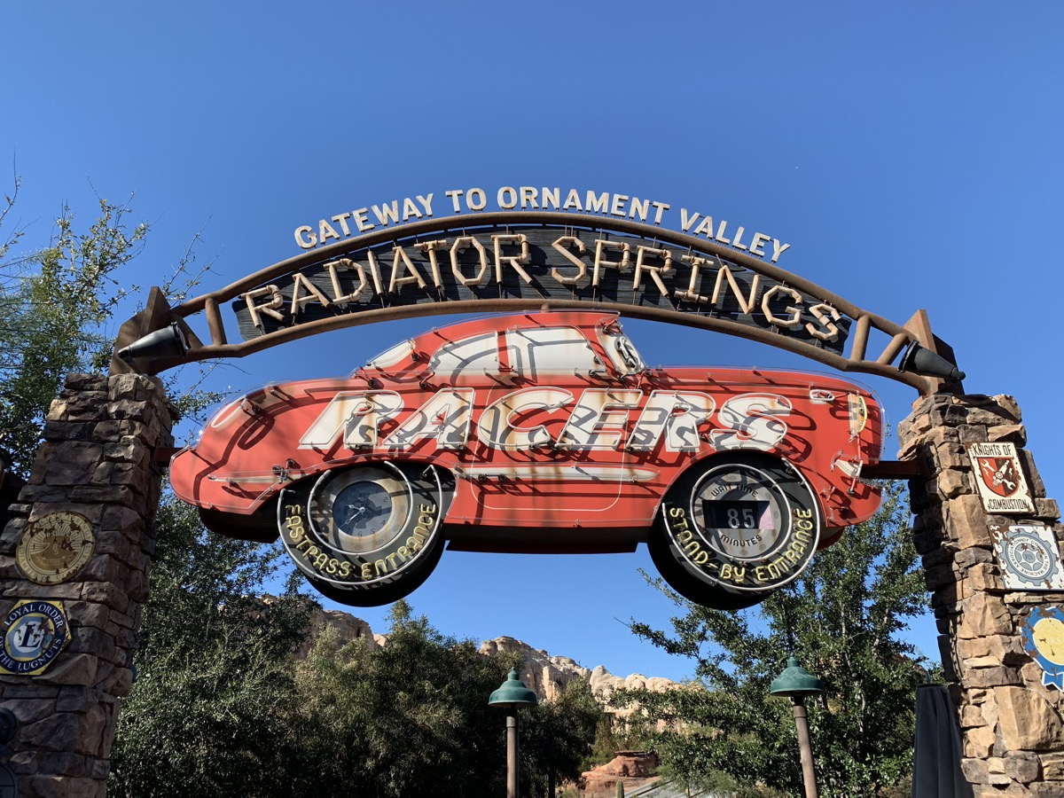disney california adventure one day itinerary radiator springs racers.jpeg