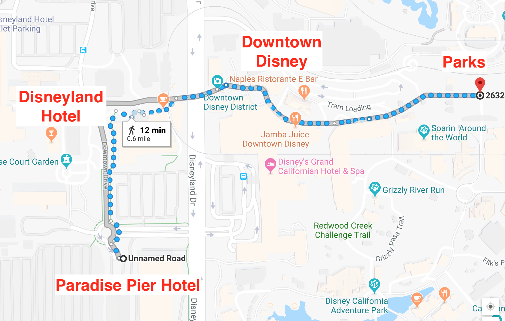 disney paradise pier hotel review map 2.png