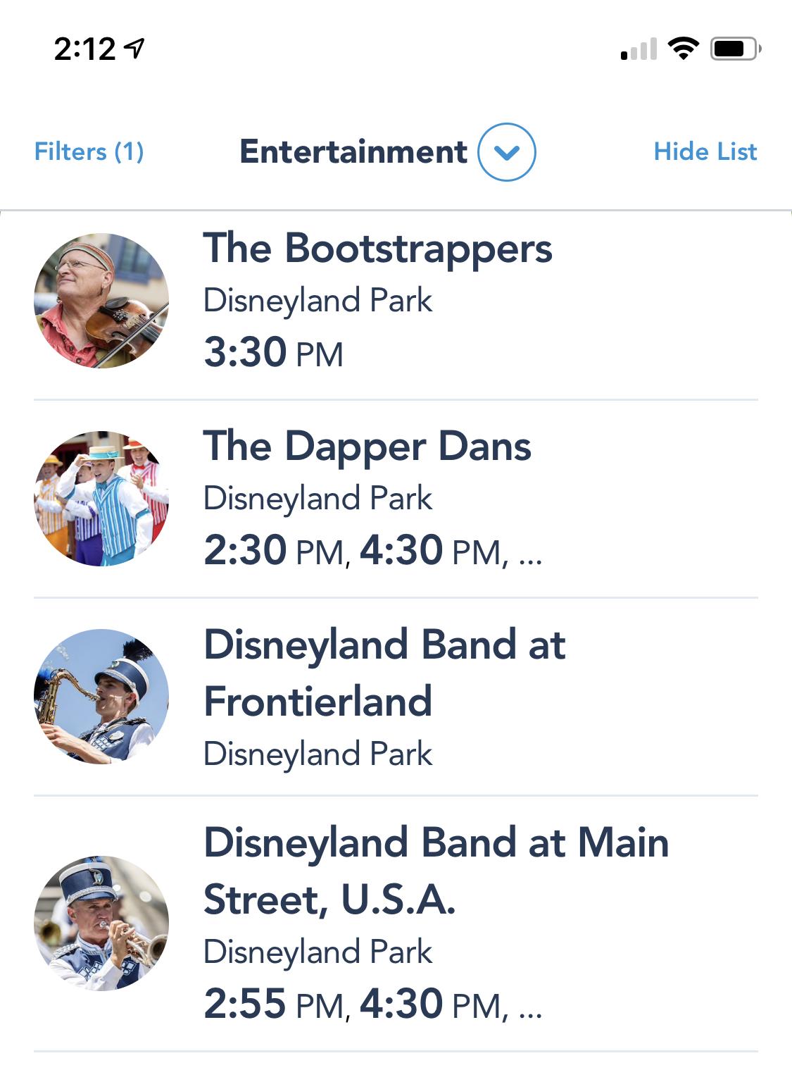 disneyland one day itinerary entertainment schedule.jpeg