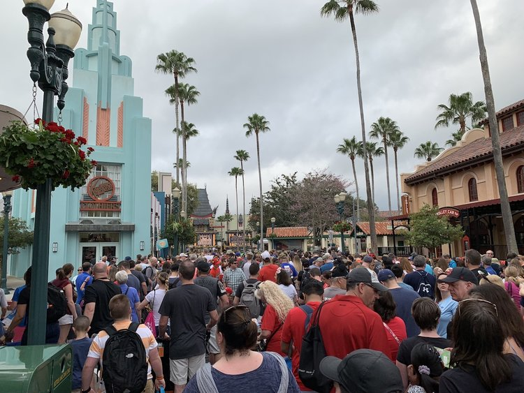 Disneyland Calendar 2020.Best Disney World And Disneyland Crowd Calendars 2019 And 2020