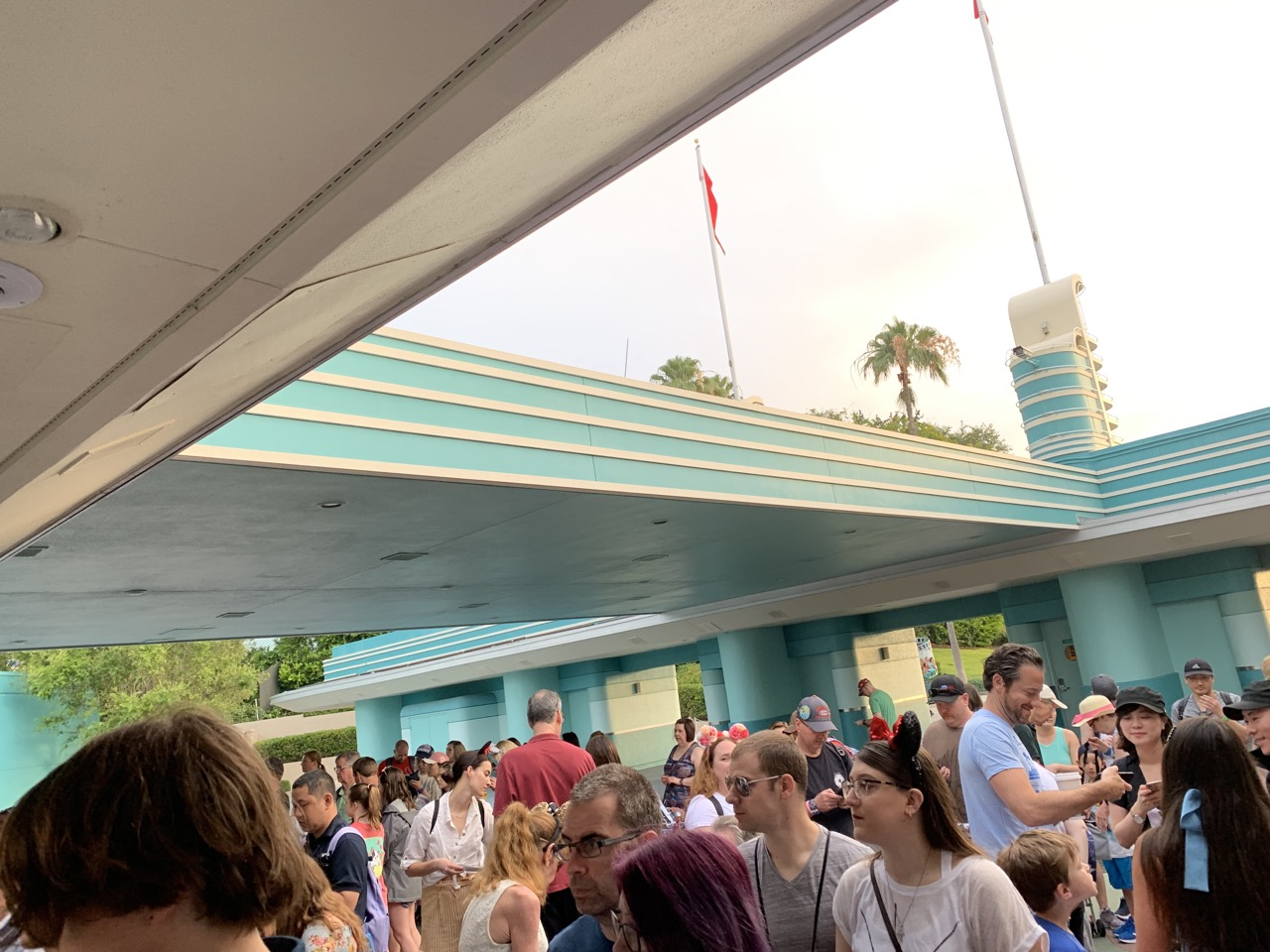 disney world trip report early summer 2019 day two 02 rope drop.jpeg