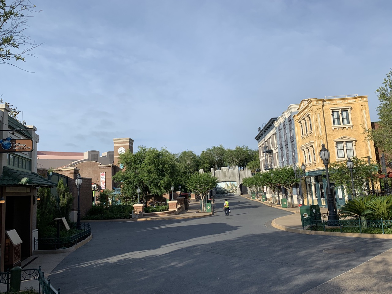 disney world trip report early summer 2019 day two 24 empty park.jpeg