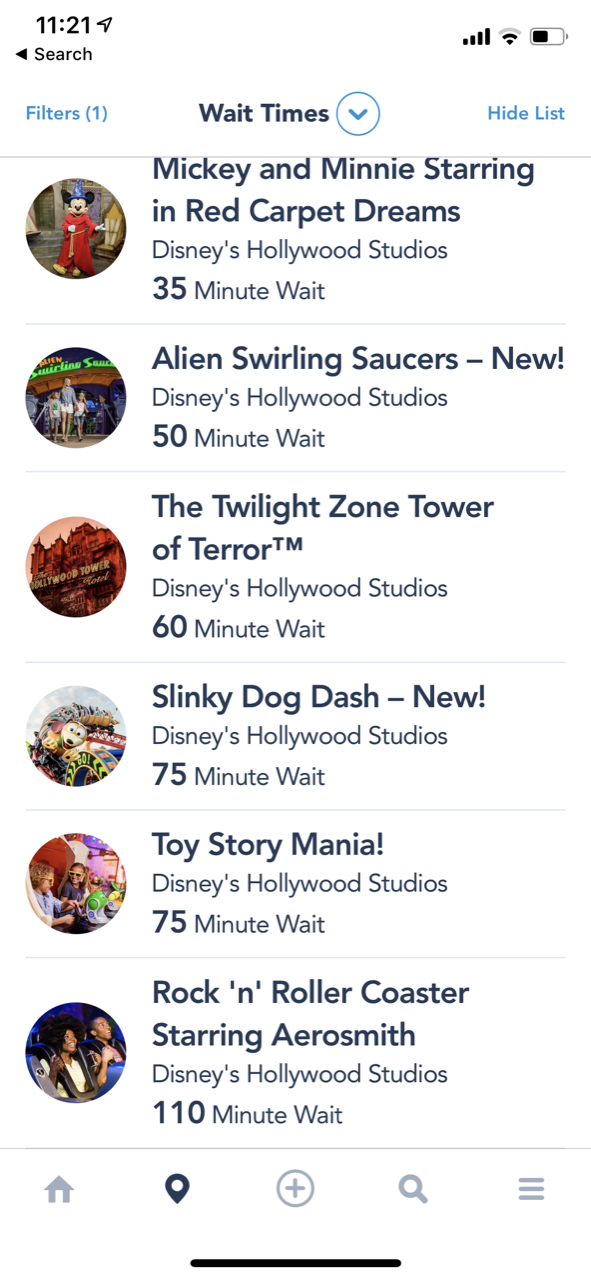 disney world trip report early summer 2019 day two 45 waits.png