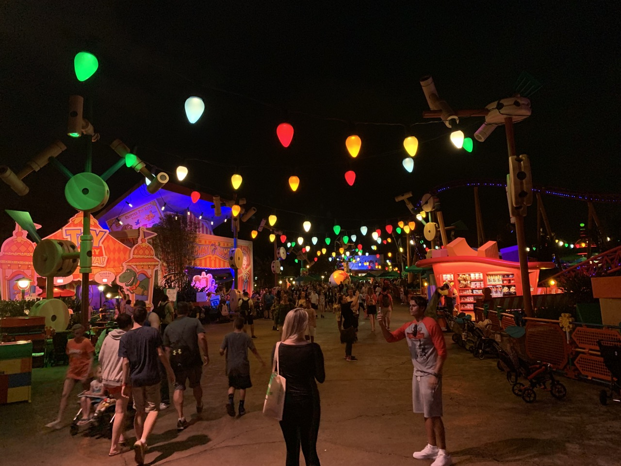 disney world trip report early summer 2019 day two 64 toy story land night.jpeg