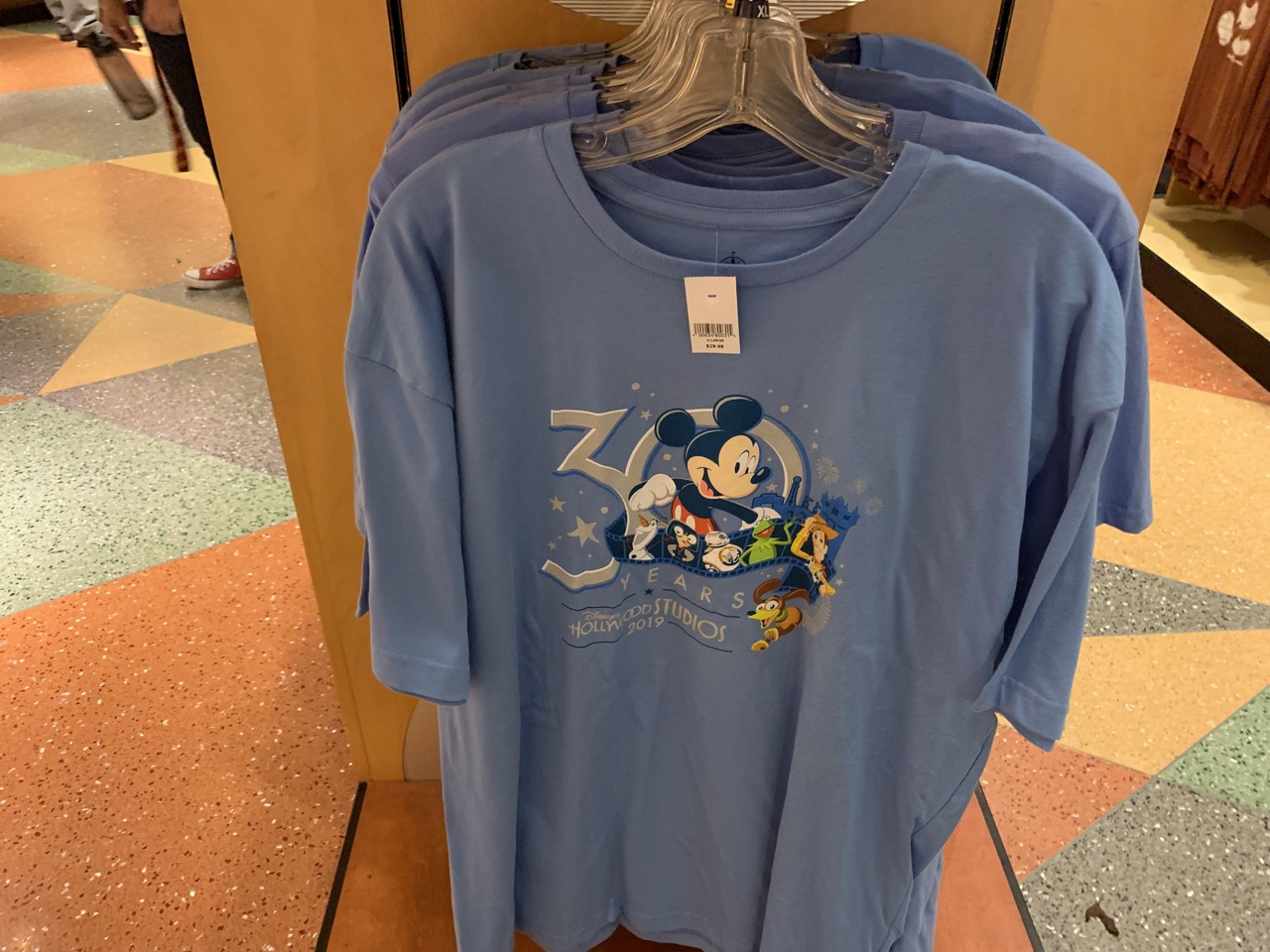disney world trip report early summer 2019 day two 30th merchandise 03.jpeg