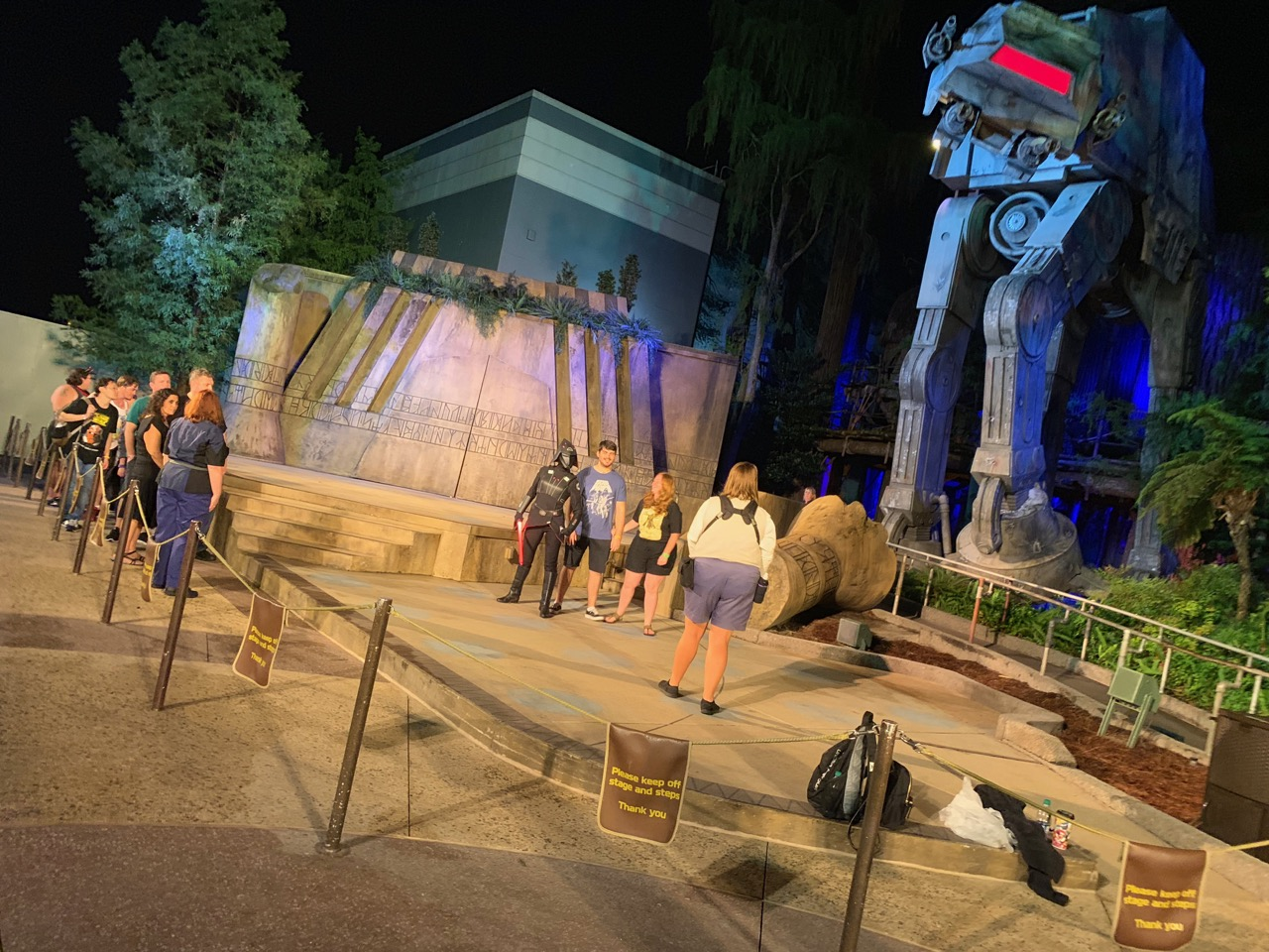 disney world hollywood studios after hours review 17 character.jpeg