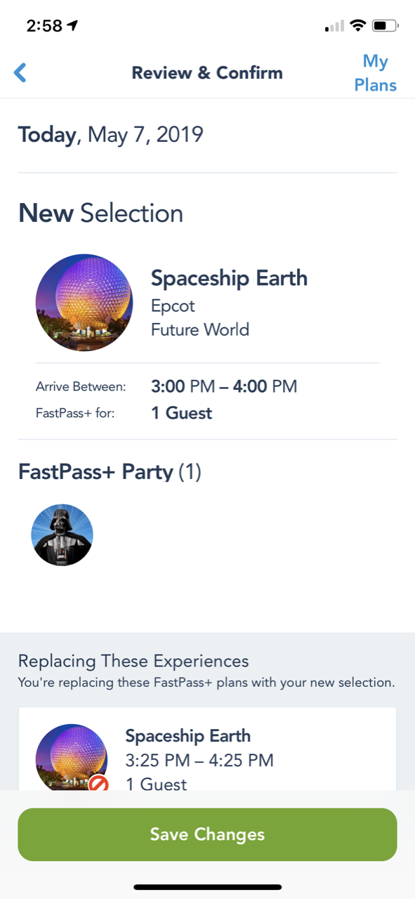 disney world trip report early summer 2019 day four 04 fastpass mod.png