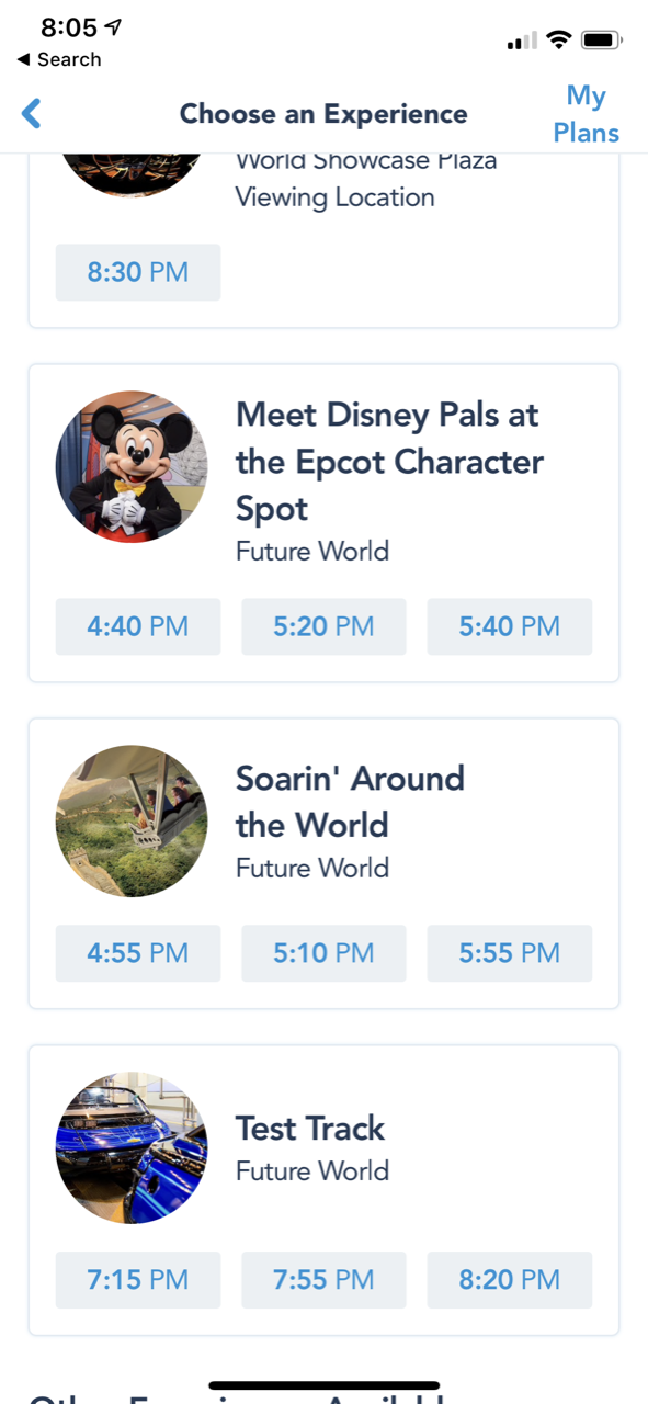disney world trip report early summer 2019 day six 04 fastpass.png