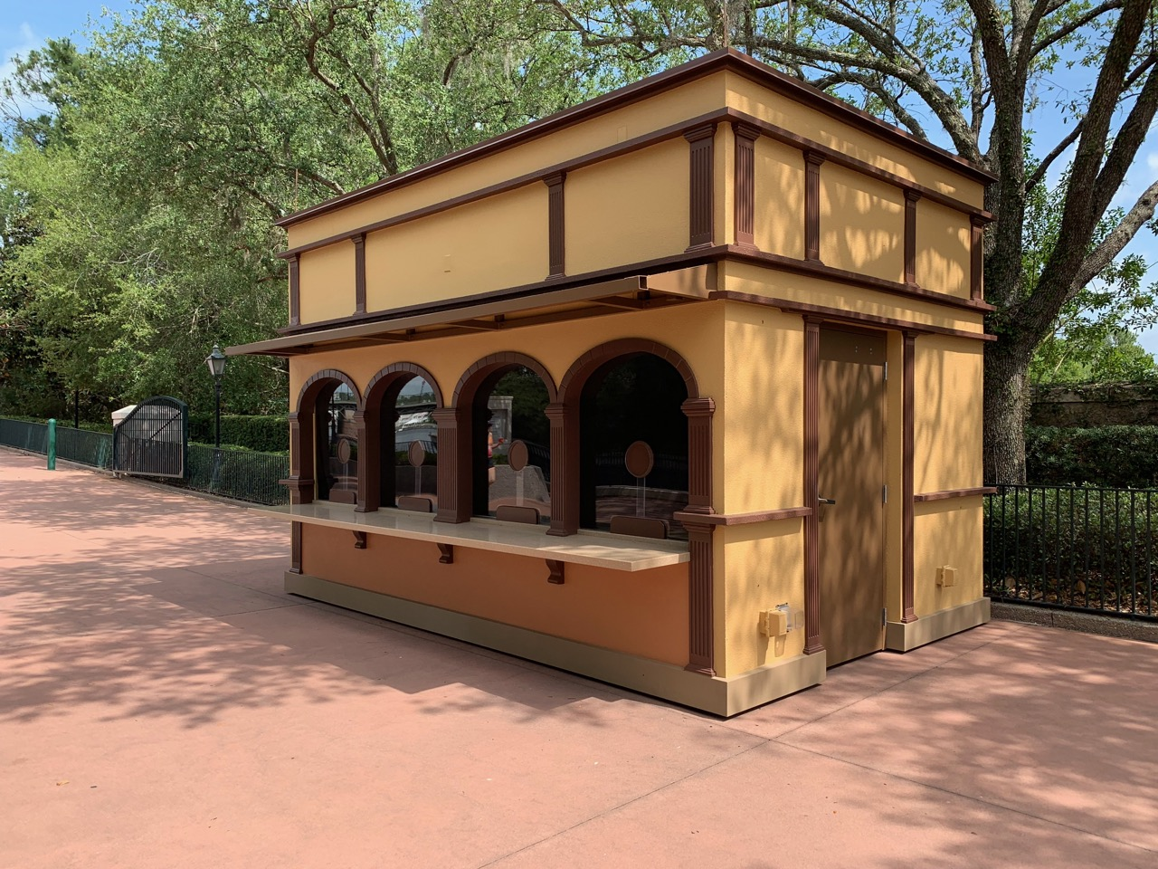 disney world trip report early summer 2019 day six ticket booth.jpeg