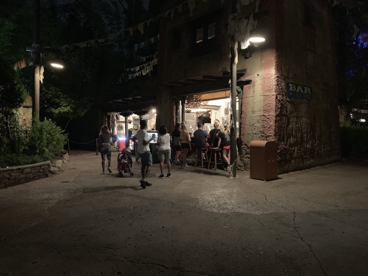 disney world animal kingdom after hours 17 thirsty river.jpeg