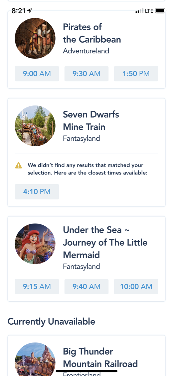 disney world trip report early summer 2019 day five 06 fastpass.png