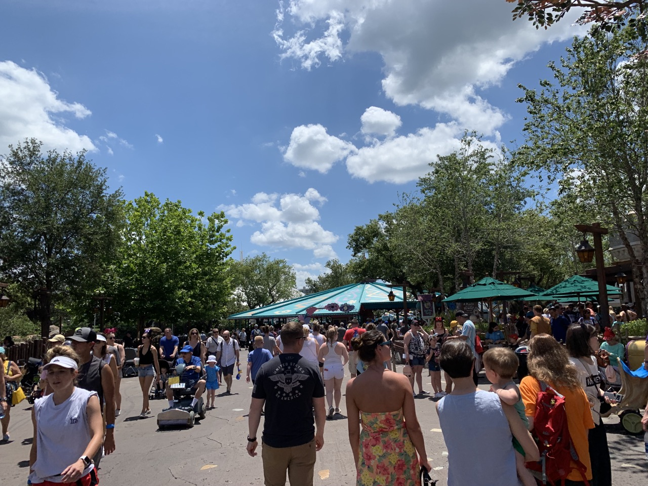 disney world trip report early summer 2019 day five 44 fantasyland crowds.jpeg