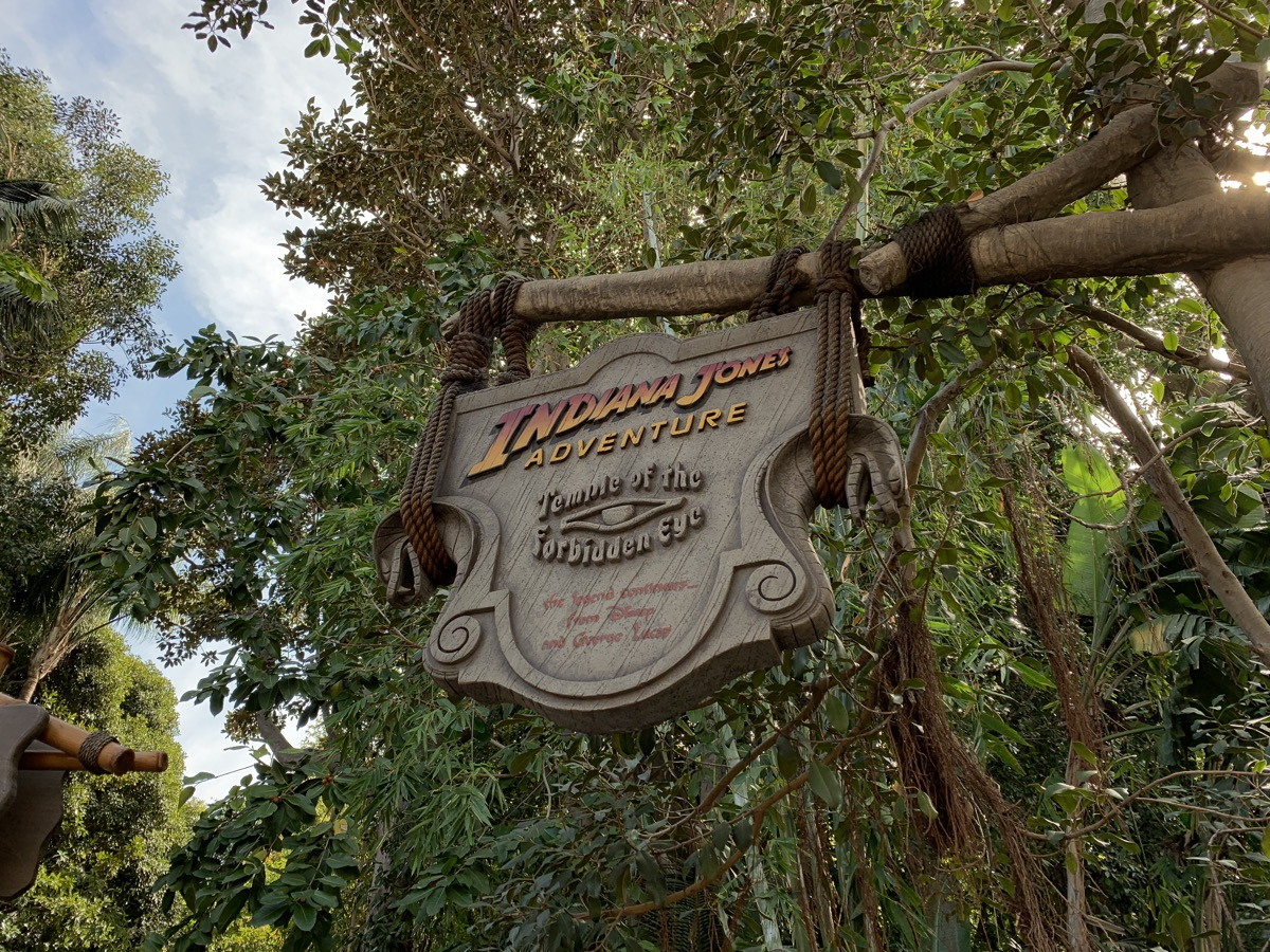 Indiana Jones Adventure is a typical afternoon FASTPASS for us, and we'd need to plan to work it around our Galaxy's Edge reservation.