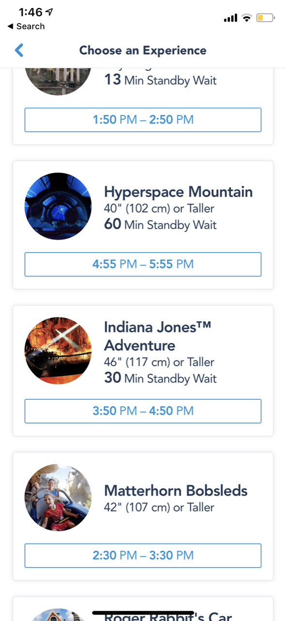 disneyland trip report day 2 afternoon 01 fastpass.png