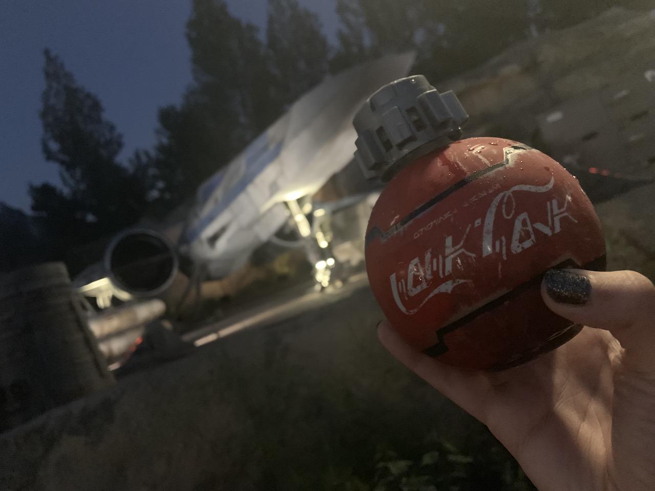 disneyland trip report galaxys edge afternoon 19 coke bottle.jpeg