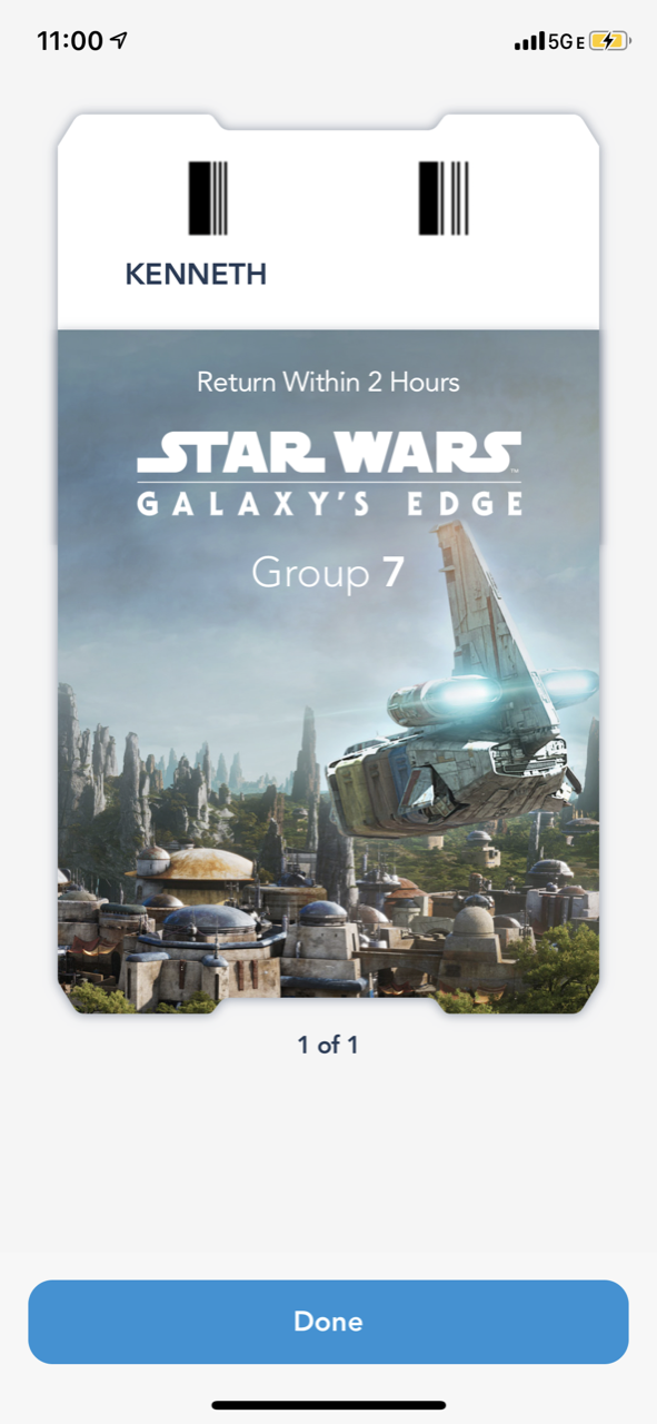 disneyland star wars land galaxy edge touring boarding pass 09.PNG