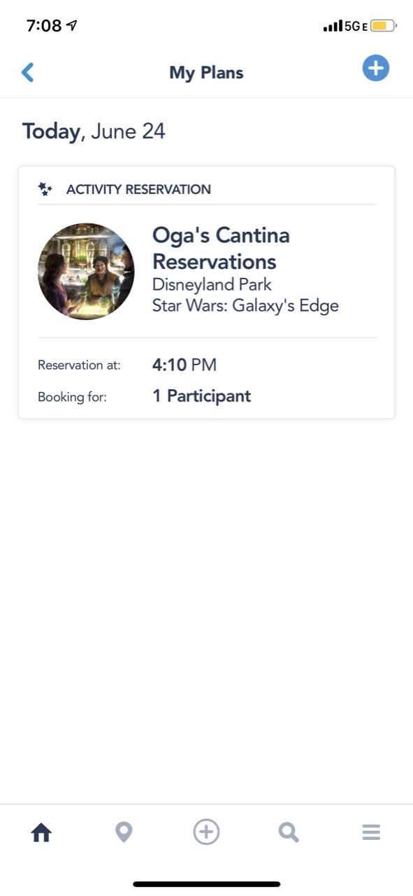 disneyland trip report june 2019 part 2 08 cantina reservation 4.png