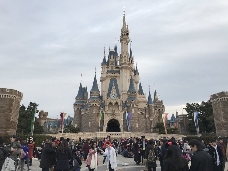 Disney Castles Around The World - Ranked - Mouse Hacking