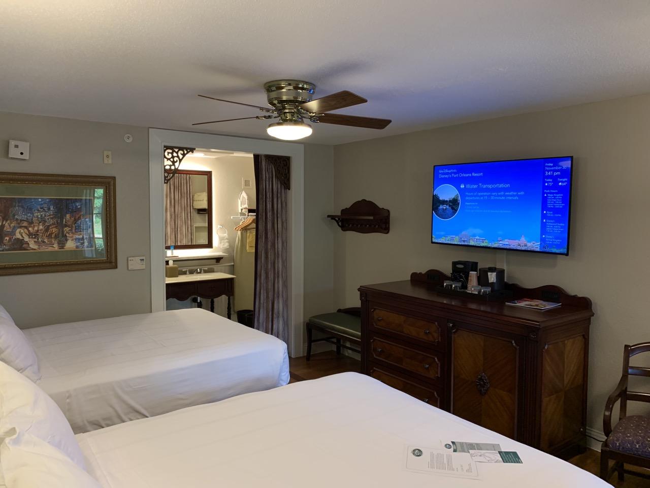 disney world best moderate resorts rankings 05 french quarter room.jpeg