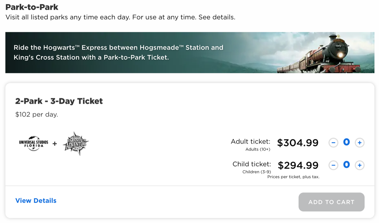 universal orlando summer 2019 trip report part 1 ticket price.png