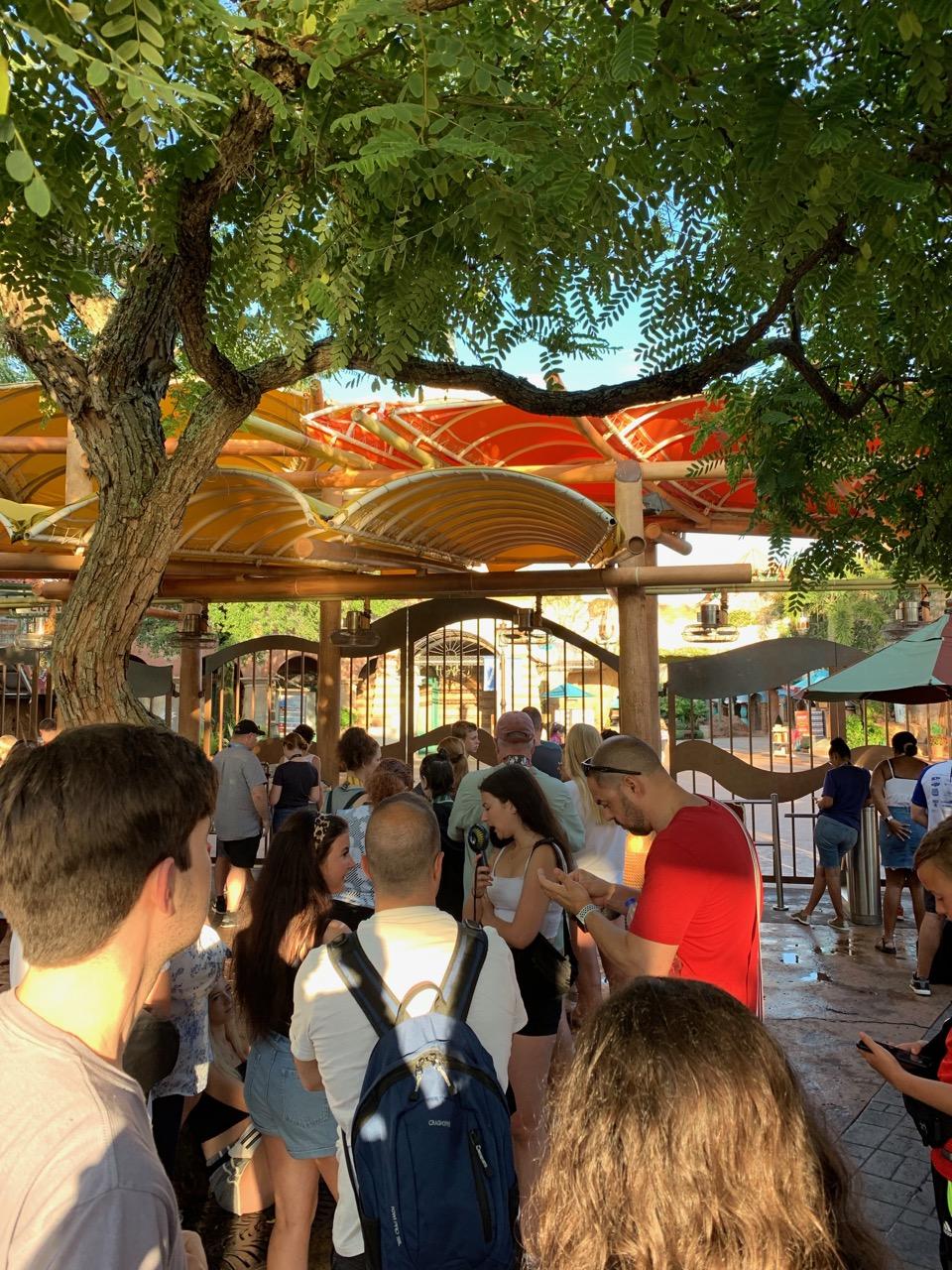 universal orlando summer 2019 trip report part 6 turnstiles.jpeg